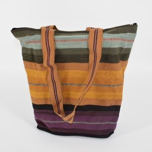 Boho Tapestry Shoulder Tote Purse!